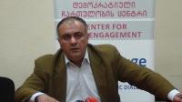 "Giorgi Mosiashvili- block ""Non-parliamentary Opposition"""