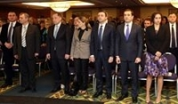 """ირაკლი ღარიბაშვილმა """"თავისუფალ დემოკრატებს"""" იუბილე მიულოცა"""