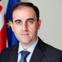 Davit Narmania Georgan Dream coalition