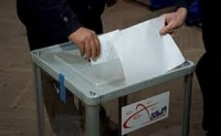 Process of vote-counting begins