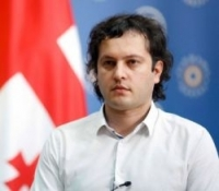 Irakli Kobakhidze presented as candidate Parliamentary Speaker