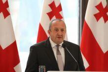 Giorgi Margvelashvili calls on Mikheil Saakashvili to refrain from creating tension